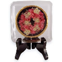 Quince Wreath Coaster