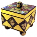 Golden Harlequin Box