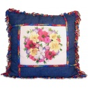 Rose Wreath Pillow